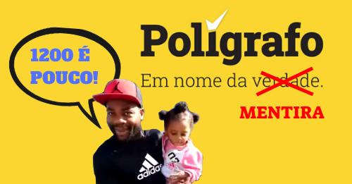 Verdade VS Polígrafo: Família com Sete Filhos Recebe Mais de 1.200€ Por Mês em Subsídios