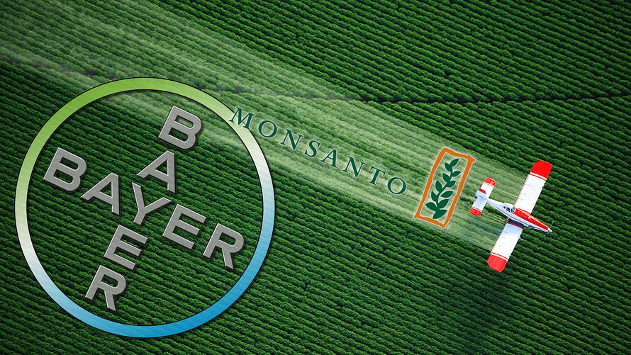EUA: A Bayer Tem 18.400 Queixas Criminais Relacionadas com Glifosato