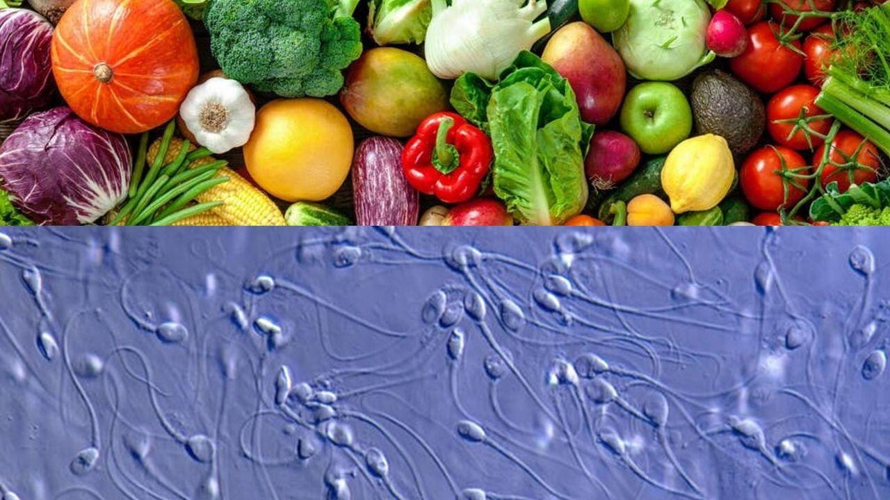 Vegetarianos Têm Contagens de Espermatozóides Muito Mais Baixas