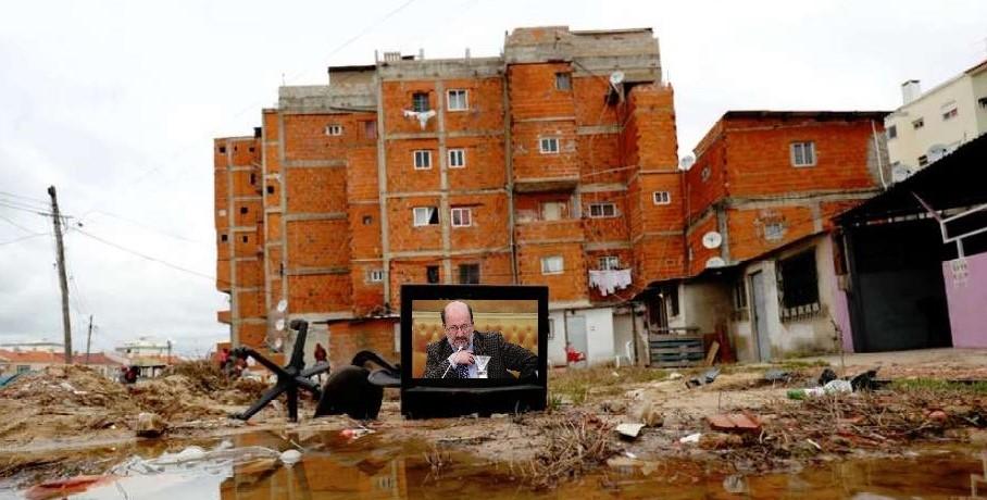 Os Abcessos Urbanos do Ministro do Ambiente