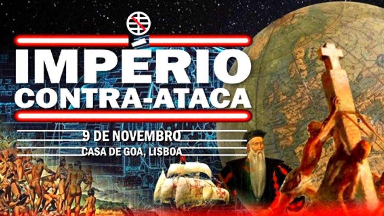 O Império Contra-Ataca! Conferência da Nova Portugalidade – 9 de Novembro