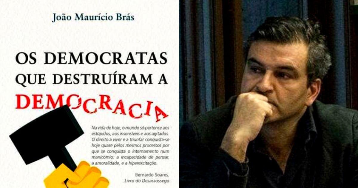 Exclusivo: Pré-Publicação de Capítulo do Livro de João M. Brás