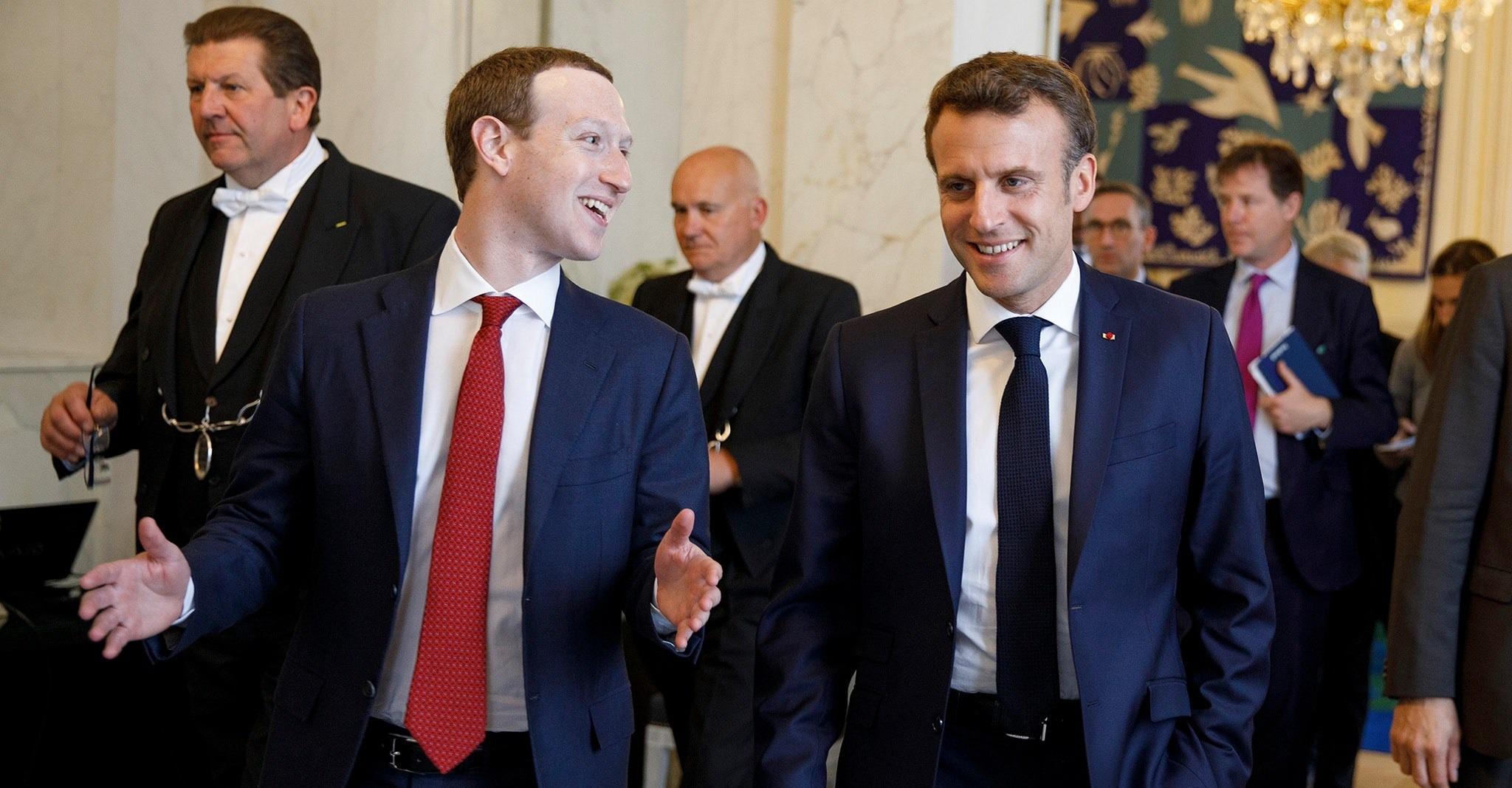 """Facebook equipara """"Discurso de Ódio"""" a Terrorismo, ao passar os dados de utilizadores a França"""