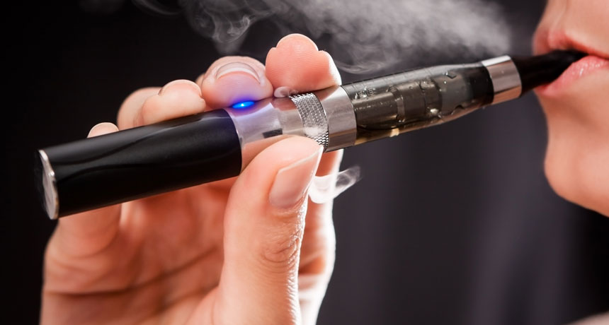 Novo Estudo Revela que os Cigarros Electrónicos Danificam as Células Estaminais Cerebrais