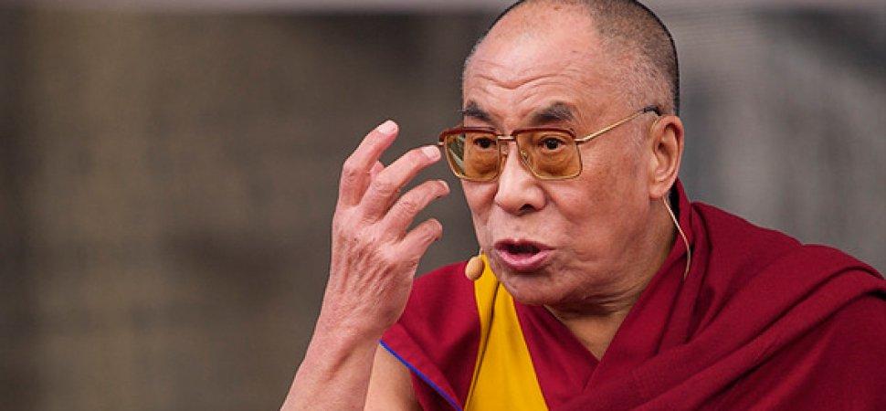 """Dalai Lama: A Europa Será """"Muçulmana ou Africana"""" se os Refugiados Não Voltarem para os Seus Países"""