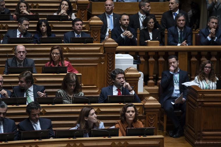 A (Pseudo, Extrema ou ao Centro) Direita e o Parlamento