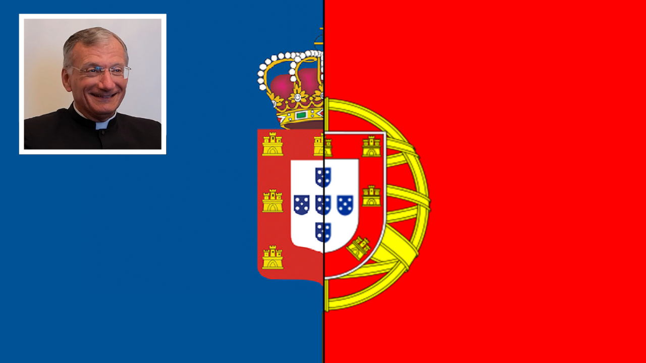 Pe. Gonçalo Portocarrero de Almada: Que Bandeira Para Portugal?
