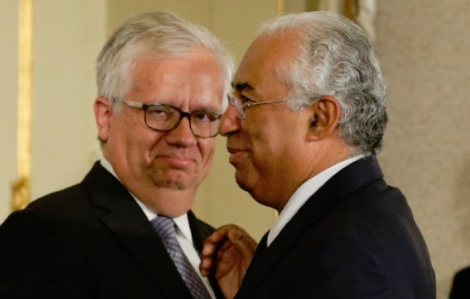 Ministro Eduardo Cabrita Mente sobre SIRESP para Proteger António Costa