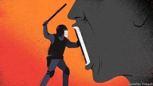 O Cerco à Liberdade de Expressão está a Apertar
