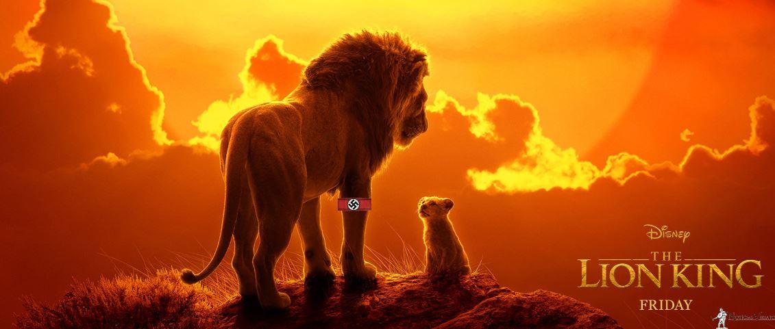 Cuidado!!! O Rei Leão é Fascista e Promove o Supremacismo Branco!