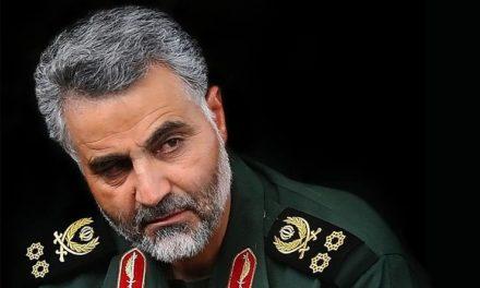 """Qassem Soleimani foi """"Responsável por Centenas de Mortes Americanas"""""""