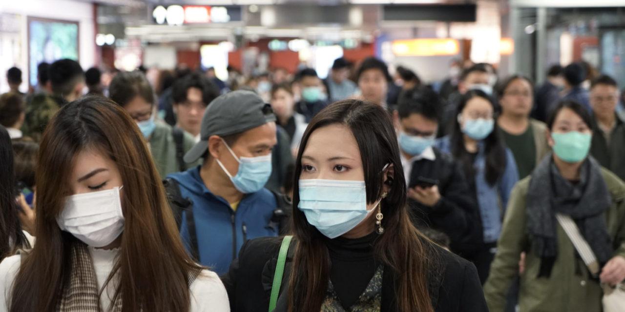 Residentes de Macau Enviam Máscaras para Portugal