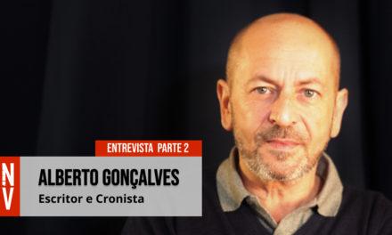 """Entrevista Parte 2 – Alberto Gonçalves: """"Marcelo Não Toma Posição Sobre Nenhum Assunto Importante"""""""