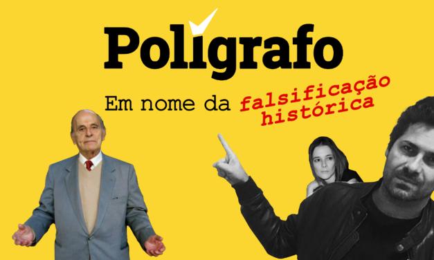 Polígrafo, o History-Checking a José Hermano Saraiva e os Danos Colaterais sobre um Cidadão que Abriu a Boca