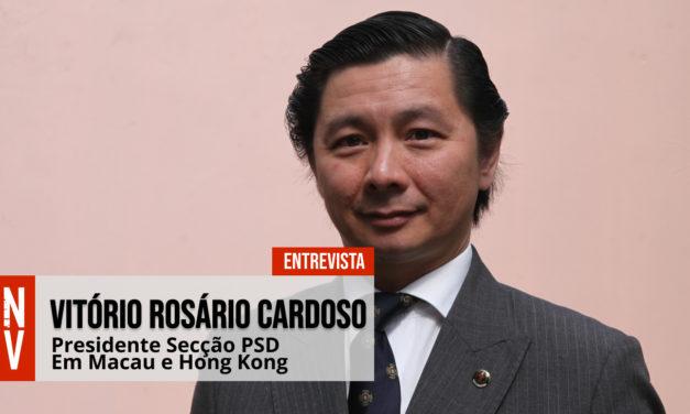 """Entrevista Vitório Cardoso: """"O Maior Valor de Portugal e da Portugalidade é o Universalismo."""""""