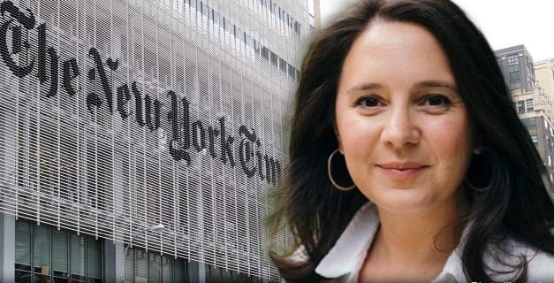 """Editora do New York Times Demite-se por """"Bullying"""" Contra a sua Liberdade de Expressão"""
