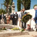 Homenagem a Salazar em Sta. Comba Dão, 50 Anos depois da sua Morte