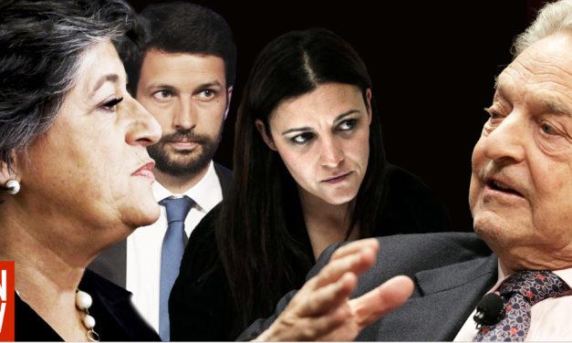 """Ana Gomes, Marisa Matias e João Ferreira: Os Candidatos Presidenciais """"Aliados de Confiança"""" de George Soros"""