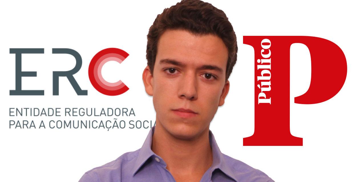 ERC Instaura Processo Contraordenacional ao Público por Não Cumprir a Lei do Direito de Resposta