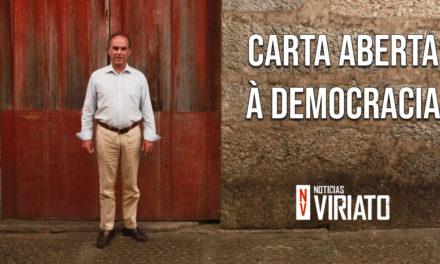 Artur Mesquita Guimarães: Carta Aberta à Democracia