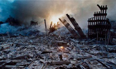 """Esta """"Pandemia"""" é um Novo 11 de Setembro"""