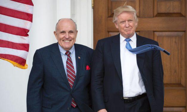 Rudy Giuliani Denuncia Fraude Eleitoral e Explica Porque Trump Irá Vencer Nos Tribunais