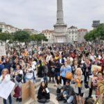 Três Manifestações Contra as Medidas do Governo este Fim-De-Semana, em Lisboa