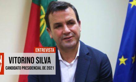 """Entrevista Vitorino Silva: """"Porque é que sou sempre eu que sou posto de fora?"""""""
