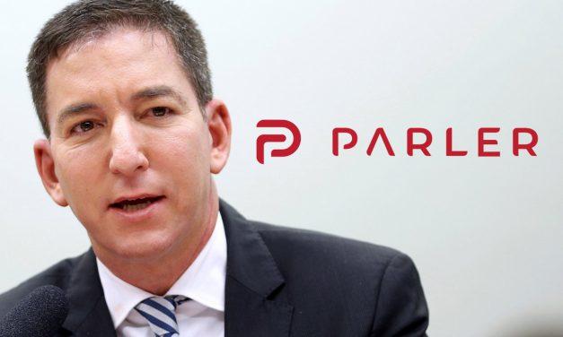 Glenn Greenwald: Como Silicon Valley, na sua Força Monopolista, Destruiu o Parler