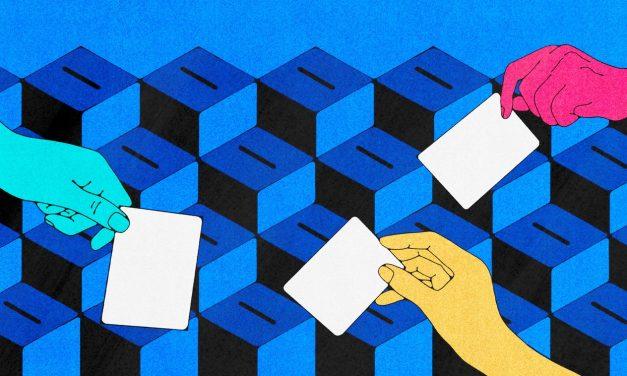Voto, a Arma da Democracia!