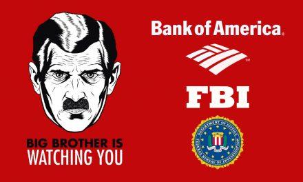 """Banco Americano Viola Privacidade de Cidadãos Inocentes Sob Pretexto de """"Terrorismo Doméstico"""""""