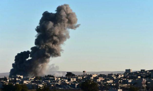 Ataque dos EUA na Síria Fortalece Estado Islâmico, Defende o Governo Iraniano