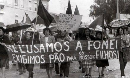 Manifestações no Fim de Semana do 25 de Abril