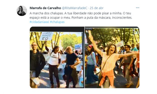 Rita Marrafa de Carvalho é um Símbolo do Situacionismo Fascista