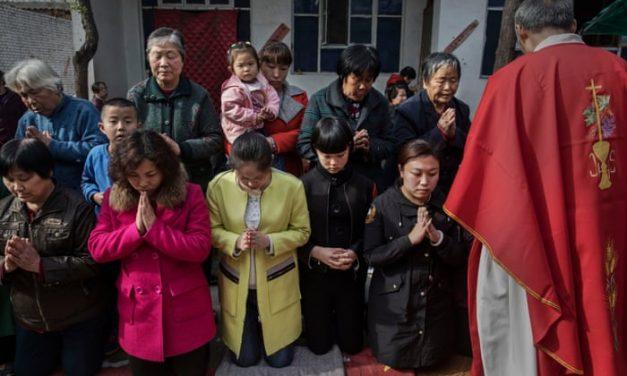 Bem-aventurados: A Situação dos Cristãos na China, Etiópia, Egipto e Peru
