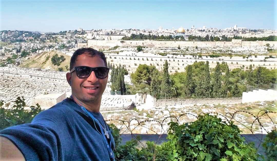 """""""Nestes Dias, Ser Cristão é Ser-se um Herói"""": Entrevista a Cristão Palestiniano de Belém"""