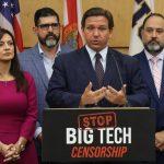 Governador da Flórida Aprova Projecto de Lei Contra Censura nas Redes Sociais