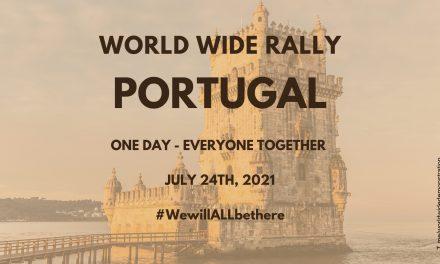 """""""Manifestação Mundial pela Liberdade"""" em Mais de 180 Cidades Hoje, Incluindo Lisboa"""