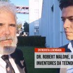 Exclusivo NV: Entrevista Legendada ao Dr. Robert Malone, um dos Inventores da Tecnologia mRNA