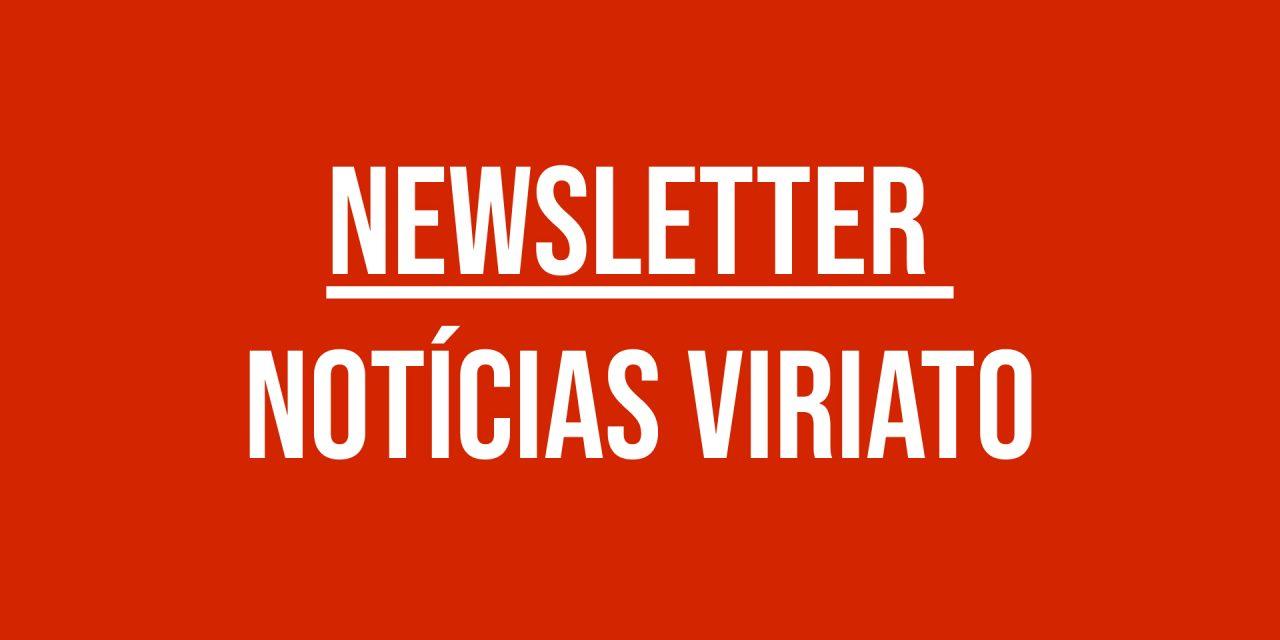 Notícias Viriato Lança Newsletter para Todos os Leitores