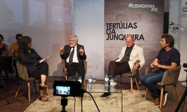 Debate sobre Vacinação com o Dr. Robert Malone, o Dr. Manuel Pinto Coelho e o Dr. Tiago Marques